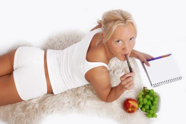 Виды диеты