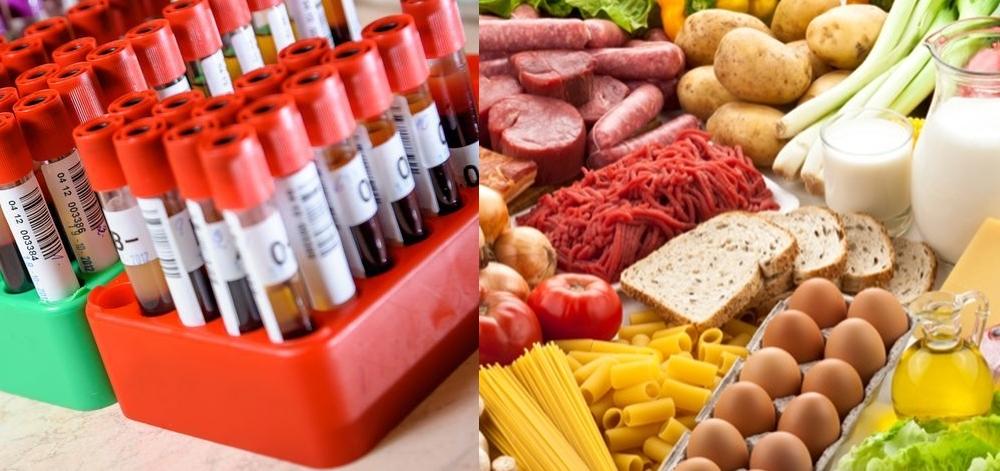 Диеты по группе крови - как составить рацион для каждого варианта