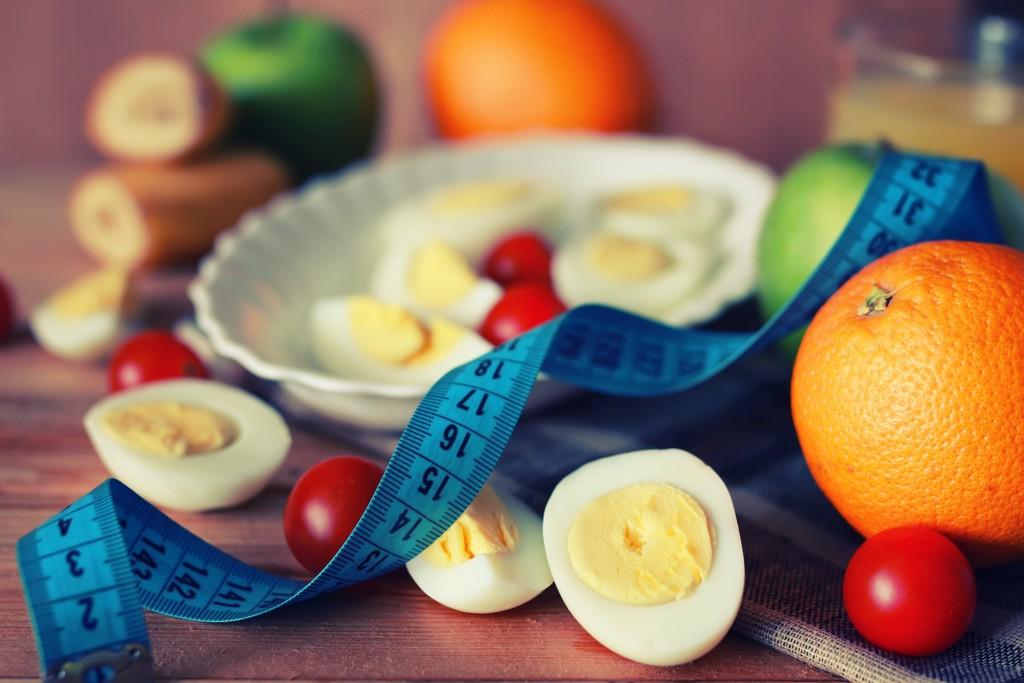 Яйцевая апельсиновая диета