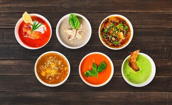 Диета на супах