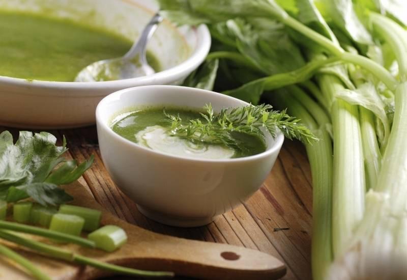 Диета С Сельдереевого Супа Для Похудения. Суп из сельдерея для похудения